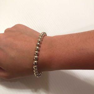 """Jewelry - 925 Sterling Silver Bangle Bracelet 7"""""""